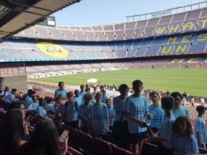 Stage de Foot en Espagne